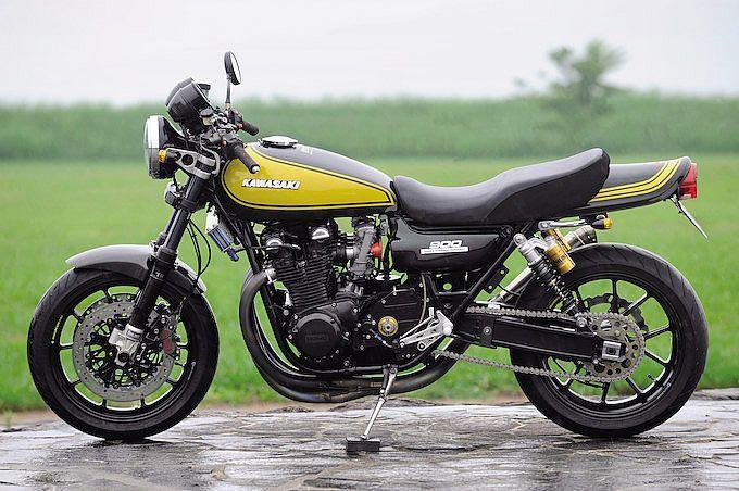 単車工房モトジャンキー Z1(カワサキ Z1) プロが造るカスタム|モト・ライド-バイクブロス