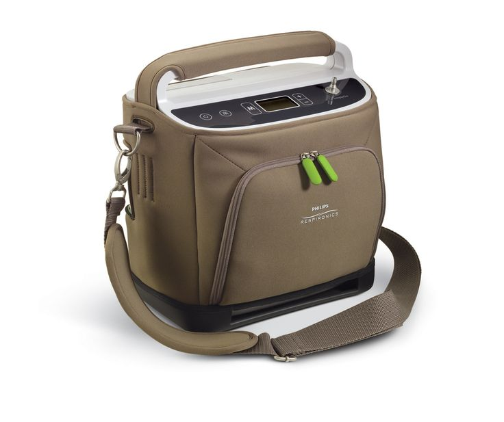 SimplyGo Portable Oxygen Concentrator by Respironics 1068987