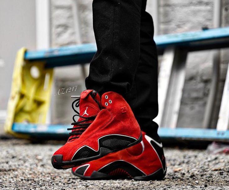 "Air Jordan 21 OG ""Red Suede"""