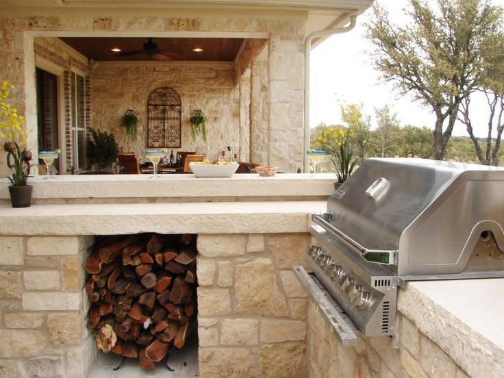 Explore Inspirational Outdoor Kitchens For Ideas On Cooking Islands Gas Grills Cookin Outdoor Kitchen Decor Outdoor Kitchen Appliances Outdoor Kitchen Design