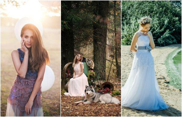 Креативный образ невесты: 3 варианта