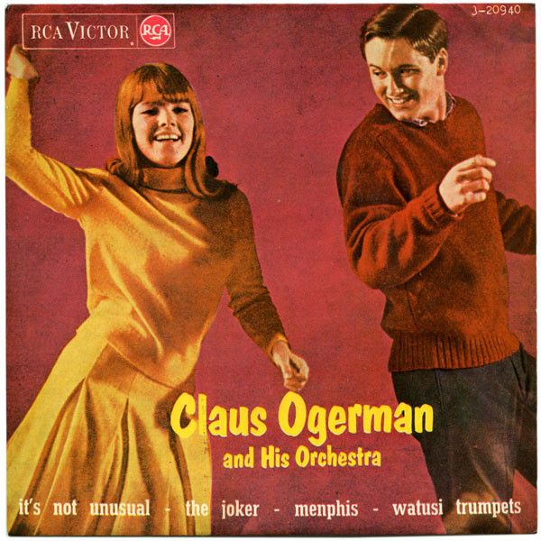 Claus Ogerman And His Orchestra* - It's Not Unusual / The Joker / Memphis / Watusi Trumpets (Vinyl) at Discogs