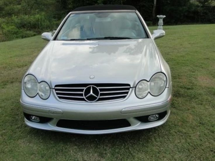 Used 2005 Mercedes CLK 500 - Convertible