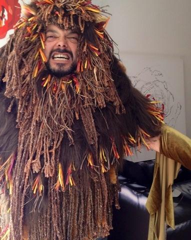Leone - foto costume di scena