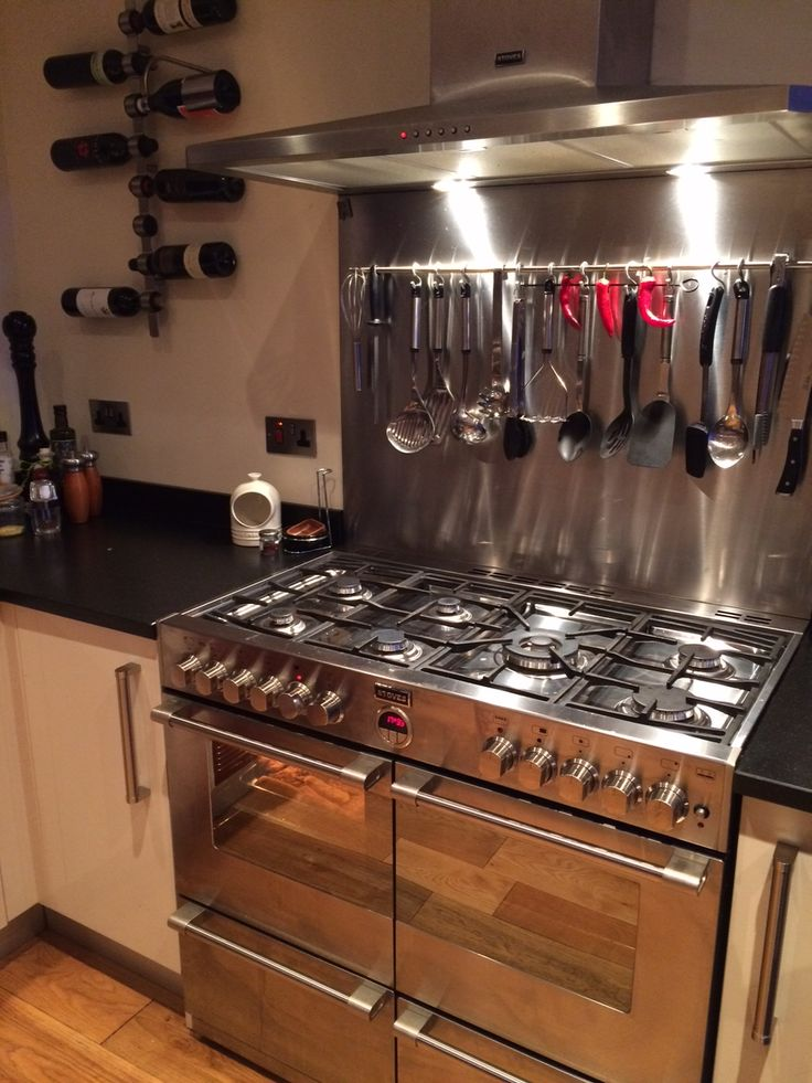 Sarah S Gorgeous Stoves Sterling Range Cooker Hood And