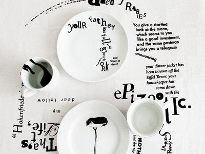 Dada Table by Marcia Hoang