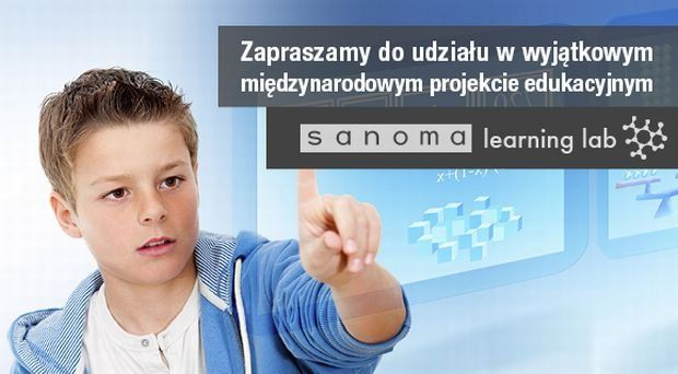 Sanoma Learning Lab in Polish National Geografic