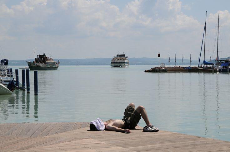 A nyugalom szigete