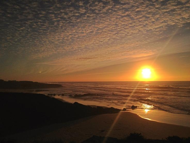 Cascais Atlantic Ocean sunset