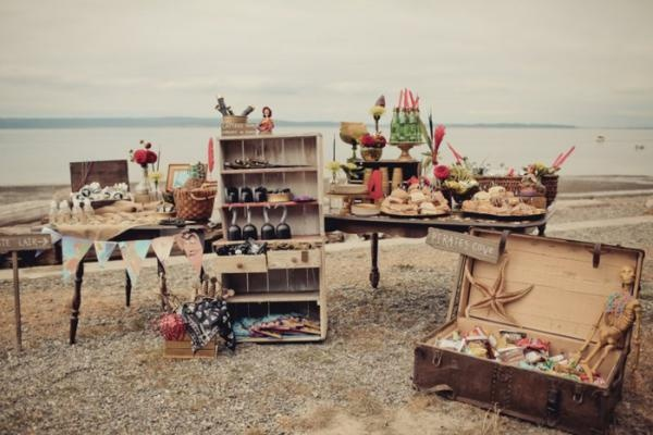 Peter Pan Party on the beach