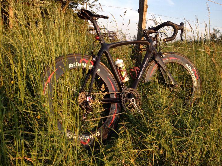 Carbon Rennrad von M-bikeparts