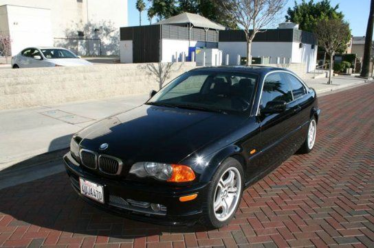 Coupe, 2001 BMW 330Ci Coupe with 2 Door in Los Angeles, CA (90029)