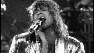Bon Jovi - Wanted Dead Or Alive, 1986