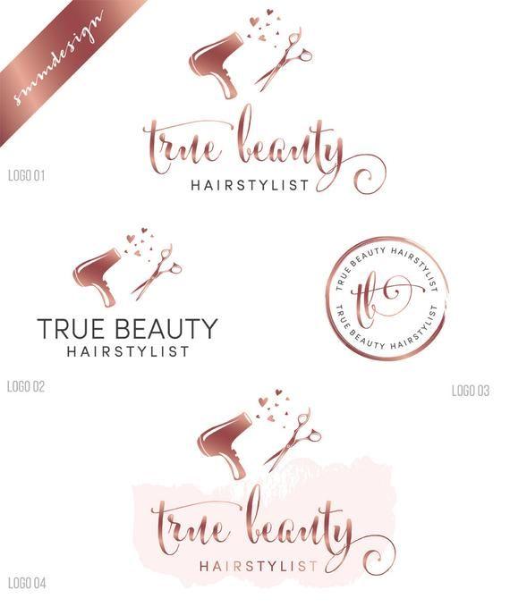 Hairdresser Logo Hair Logo Design Scissors Logo Hair Salon Logo Hair Stylist Logo Hair Dryer Blowdryer Beauty Salon Logo 248 In 2021 Hair Stylist Logo Hair Logo Design Hair Salon Logos
