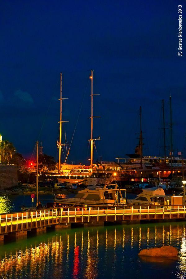 Zea Marina at Piraeus Port, Athens, Greece