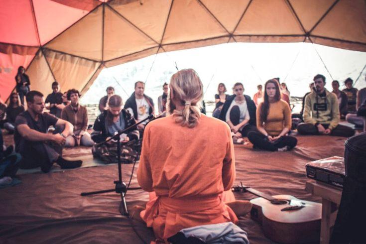 Коротко о медитации