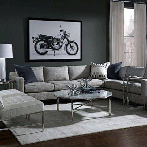 60 Bachelor Pad Furniture Design Ideas For Men Masculine