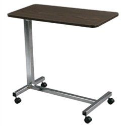 Drive Medical Non Tilt Top Overbed Table, Silver Vein   Multicityhealth.com  List Price: $153.37 Discount: $109.45 Sale Price: $43.92
