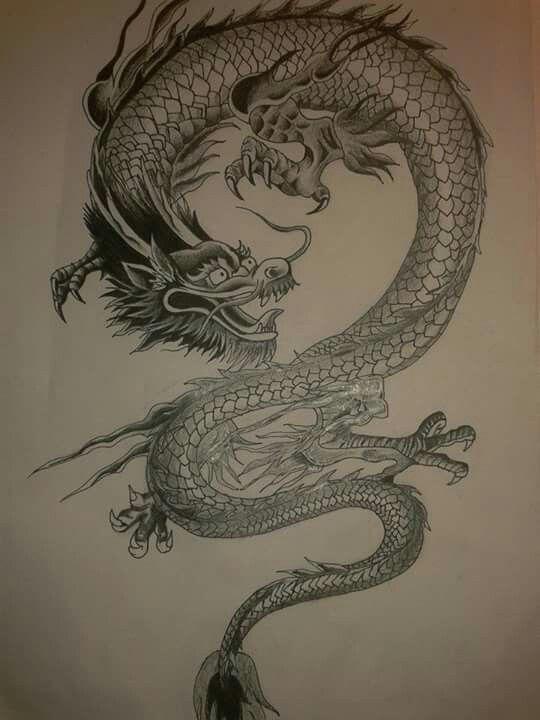 Dragon by JuhVik