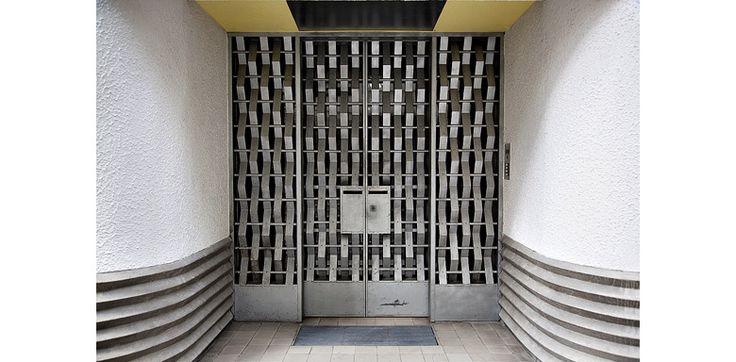 582 best robert mallet stevens images on pinterest robert ri 39 chard vil - Hotel martel mallet stevens ...