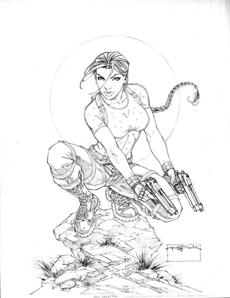 483 best Comic/Game Art: Tomb Raider images on Pinterest