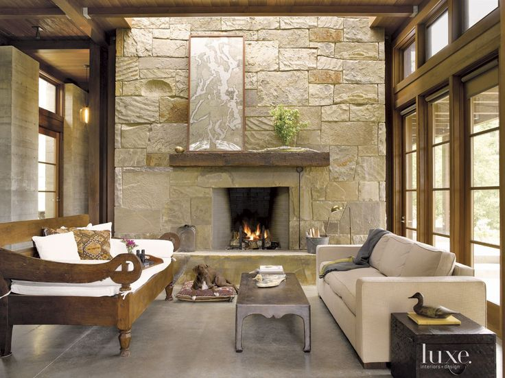Rustic Fireplace Design 179 best rustic fireplaces images on pinterest | architecture