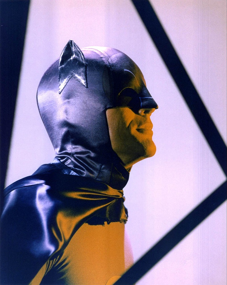 Adam West will always be MY Batman.