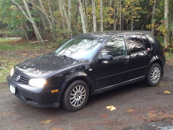 2004 VW golf TDI for sale in Comoxvalley, British Columbia  http://cacarlist.com/others/2004-vw-golf-tdi_21989-23079.html