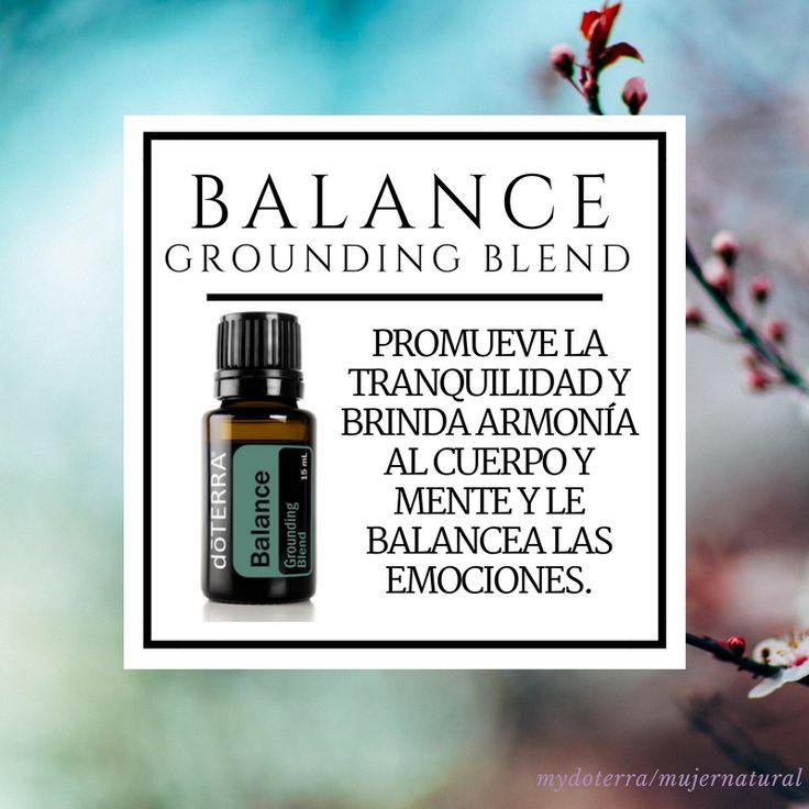 La mezcla Balance de dōTERRA promueve sentimientos de tranquilidad y relajación y ayuda a aliviar la ansiedad y mantiene las emociones en un sano balance. Al colocarlo en la planta de los pies te a…