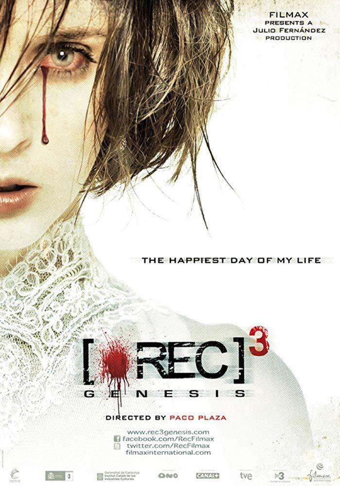 Leticia Dolera In Rec Genesis 2012 Movie Posters Rec Horror Movie Posters