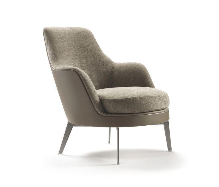 Guscio Soft Armchair - Lounge chairs by Flexform | Architonic