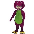 Infant/toddler Barney Costume - Halloween WholesaleHalloweenCostumes