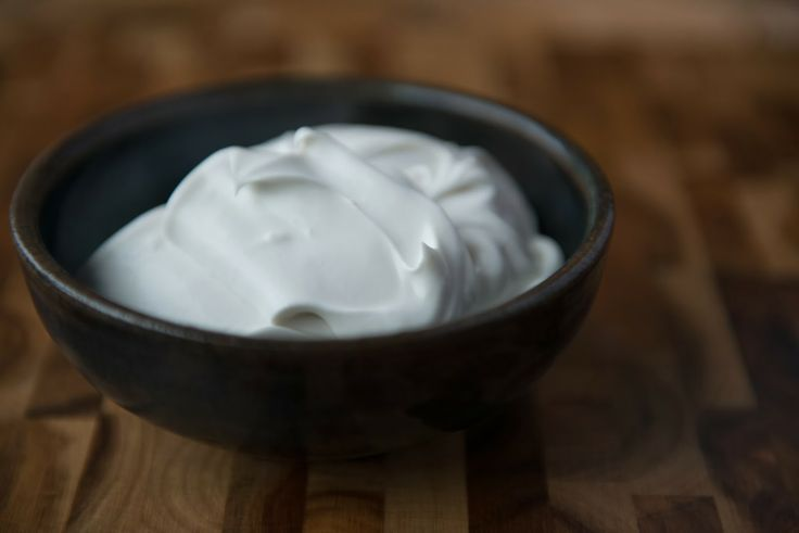 Homemade Dairy-Free Sour Cream (nut-free, soy-free, vegan) - The Whole Life Nutrition Kitchen