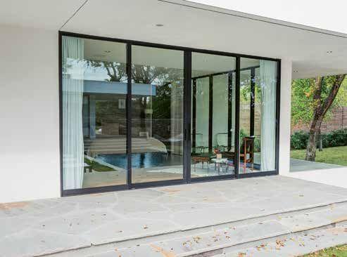 maison baie vitrée - Recherche Google u2026 Pinteresu2026