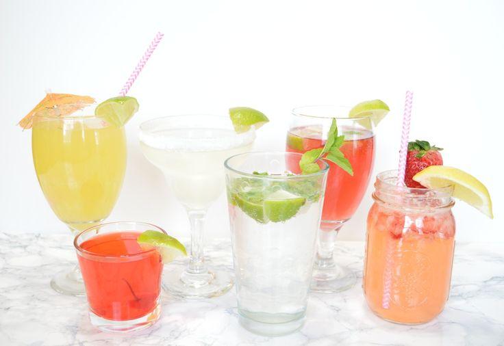 6 Easy Skinny Cocktails