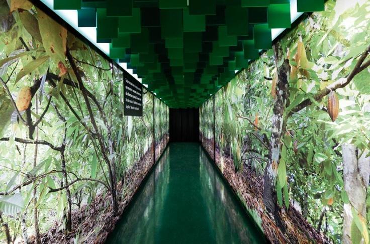 Projeto do Museu do Chocolate em Caçapava é exposto na Inglaterra - Casa