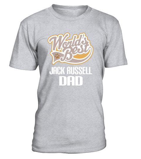"""# Jack Russell Terrier Dog Dad T-shirt Mens Pet Lover Gift Tee .  Special Offer, not available in shops      Comes in a variety of styles and colours      Buy yours now before it is too late!      Secured payment via Visa / Mastercard / Amex / PayPal      How to place an order            Choose the model from the drop-down menu      Click on """"Buy it now""""      Choose the size and the quantity      Add your delivery address and bank details      And that's it!      Tags: Worlds Best Jack…"""