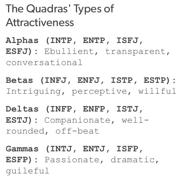 This is the first time, as an INTP, I've ever been described as conversational.