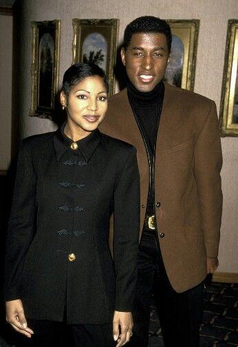 Toni Braxton & Babyface in the 90s