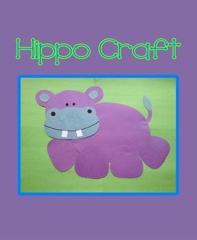 how to make a hippo
