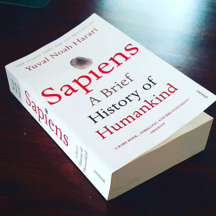 """""""Happy birthday to me"""" Looking forward to getting into this one as it pops up so frequently in my interest vectors. My preferred drug of choice - #knowledge . . . #addict #sapiens #goodreads #gifts #essential #afrosapien #readmore"""