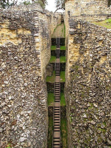 The entrance into Kuelap Fortress | Chachapoyas, Peru