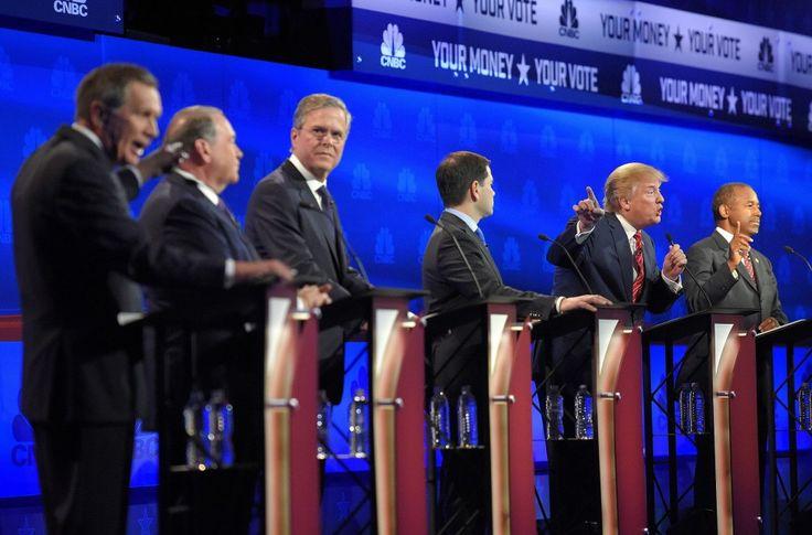 The CNBC Republican Debate Was A Total Trainwreck | ThinkProgress