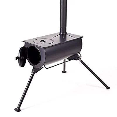 Frontier Stove and Kit - Wood Burning Stove