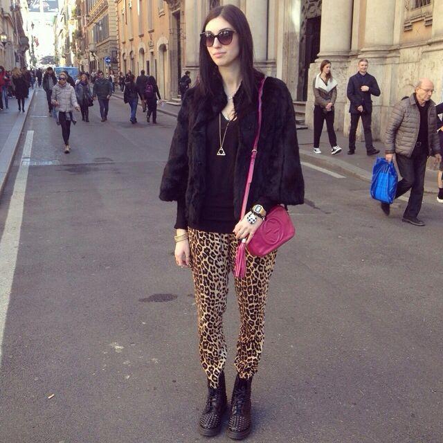 F21 trousers Gucci disco bag #marilenaguadalaxara