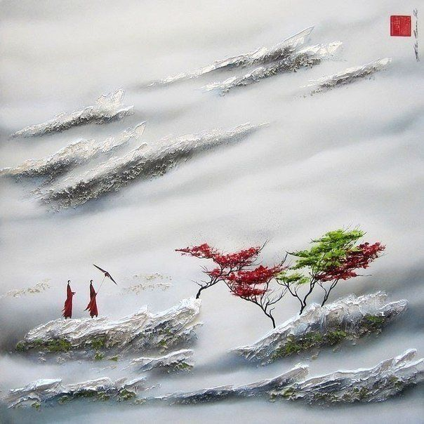 Художник - Martin Beaupre 陶培力 – 京华春梦