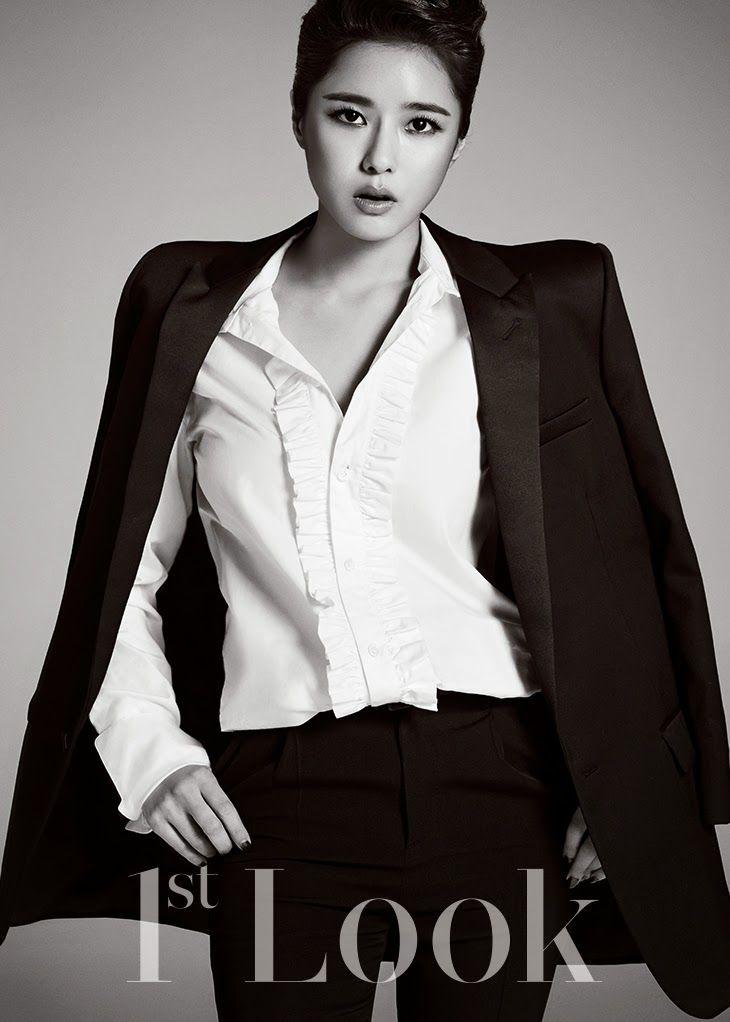 Oh Ji Eun - 1st Look Magazine Vol.62