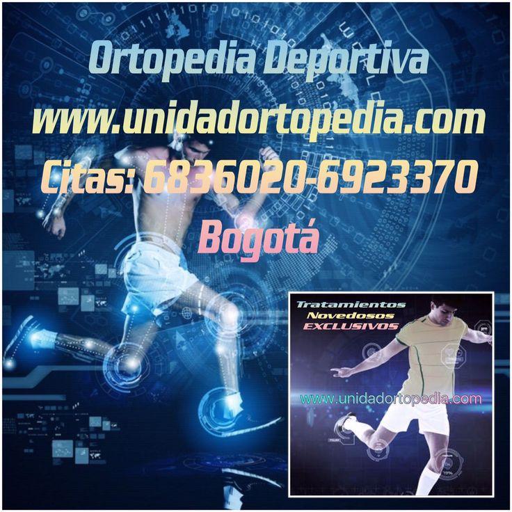 Consultas con Ortopedia y Traumatologia en pacientes particulares en Bogotá. La Unidad Especializada en Ortopedia y Traumatologia www.unidadortopedia.com PBX: 6923370, Móvil: 314-2448344 Bogotá, Colombia.