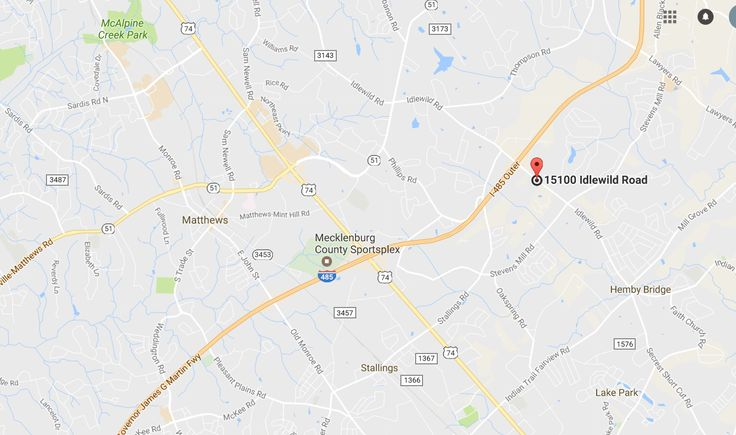 Need directions to our office?  https://www.yelp.com/map/idlewild-family-dentistry-matthews