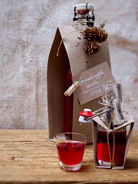 Lieber Weihnachtsmann, in diesem Jahr wünsche ich mir nichts. Wirklich nichts - außer diesen Geschenken aus der Küche vielleicht. Aber das